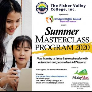 TFVC to offer MobyMax and Edmentum to K-10 students